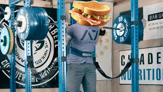 Video I PUT MAYO ON A SANDWICH AND THEN SQUAT. download MP3, 3GP, MP4, WEBM, AVI, FLV April 2018