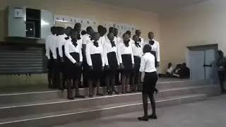 Etalaleko School choir