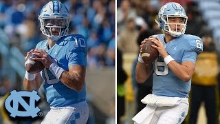 UNC Starting Quarterback: A 3-Man Competition