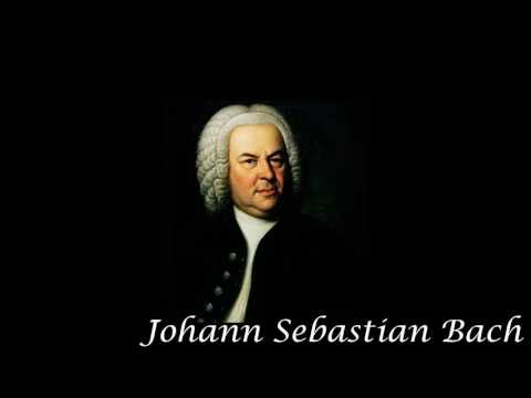 JS Bach Invention No 1 in C Major Autograph, BWV 772a