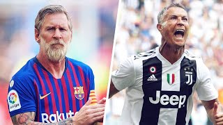 What age will Lionel Messi and Cristiano Ronaldo retire? | Oh My Goal