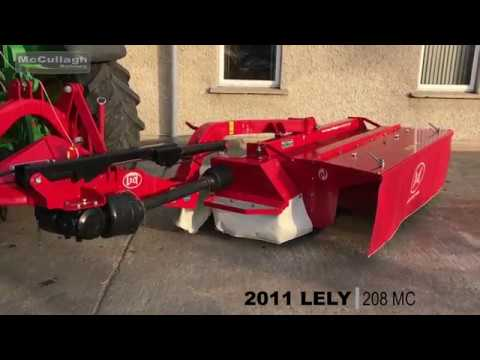 Lely 280 MC Mower