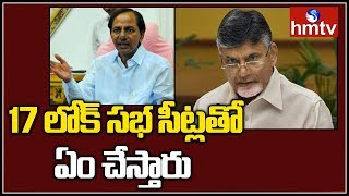 KCR Counter To Congress Leaders Over Power Supply