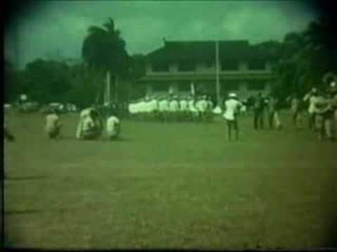School of the Americas Graduation 1965