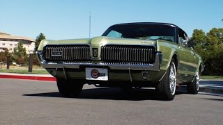 1967 Mercury Cougar  A look back to see how far car tech has come CNET On Cars, Episode 59