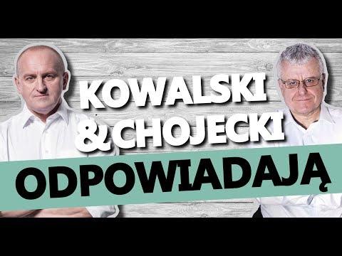 Kowalski & Chojecki ODPOWIADAJĄ IPP TV 13.08.2018