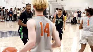 Jalen Green and Dior Johnson Are READY For AAU Season   Full Highlights