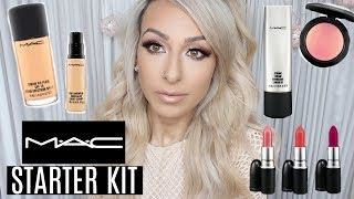 MAC Starter Kit 2018 | My Essentials & Must Haves For Beginners