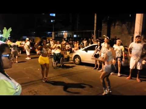 Samba Power, Strong Thighs: Brazilian Carnival 2015 Mayla Jessika