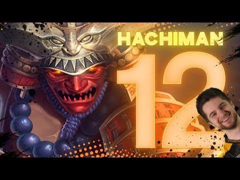 Hachiman #12: Out Damaging A Janus