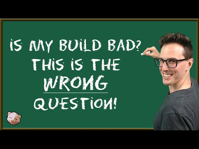 Learn StarCraft 2 | Is my build bad? This is the WRONG question!