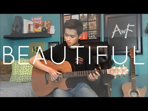 Beautiful - Bazzi feat. Camila Cabello- Cover (fingerstyle guitar) Now On Spotify