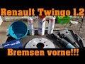Renault Twingo - Bremsen vorne!!! ??????