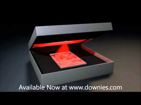 2013 $20 Luxury Line Swarovski Crystal 100g Silver Proof