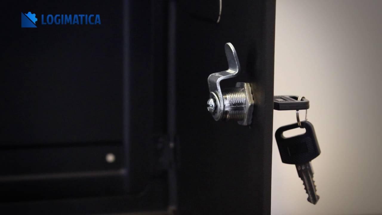 Como cambiar bombin cerradura buzon