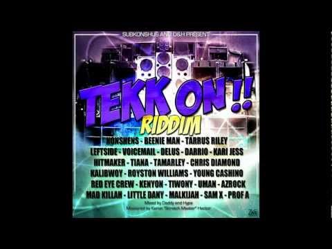 Tekk On Riddim Instrumental (D&H)