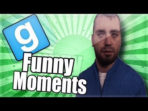 Gmod w/ Luke knowles and uk sniper funny moments