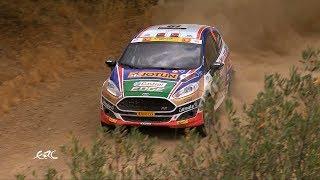 Cyprus Rally 2017 - ERC3 Highlights LEG1