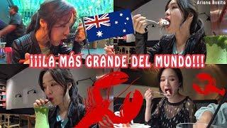 Probando (mucha) comida australiana y NO ENGORDAR│ Vlog │ Viaje a Australia