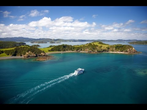 New Zealand: Top 10 Tourist Attractions - Video Travel Guide