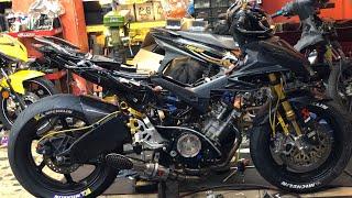 gengtayarbesar project jetrod 65 uma racing part 3 ( its finally alive )