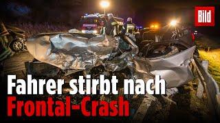 BMW-Fahrer stirbt nach Überholmanöver
