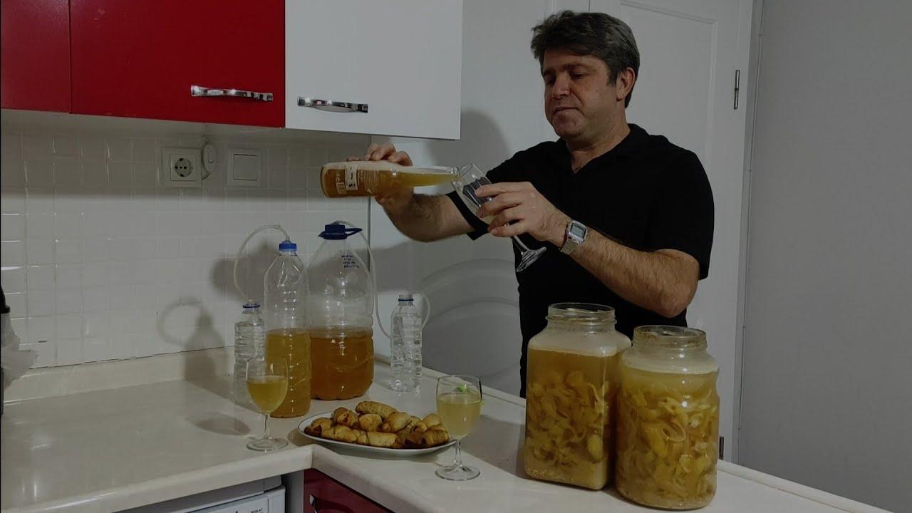 Elma Şarabı, Elma Birası - Cider , Elma Sirkesi , Elma Püresi , Elma Aromalı Şarap Yapımı