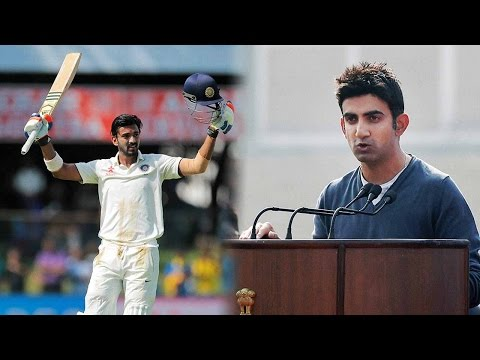 India vs NZ 2nd test : Gautam Gambhir may replace KL Rahul | Oneindia News