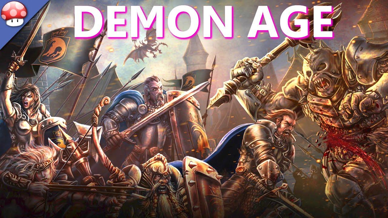 Resultado de imagen para Demons Age