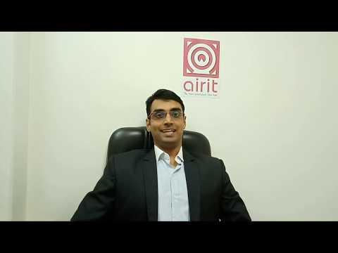 Airit App Vision.