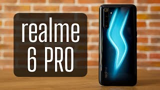 Обзор Realme 6 Pro. Snap 720G, 90Hz и NFC. Пушка!