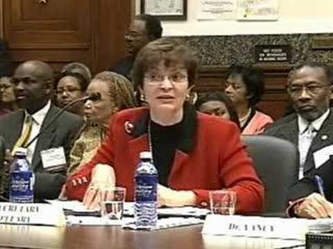 HBCU Hearing: The Honorable Hazel R. O