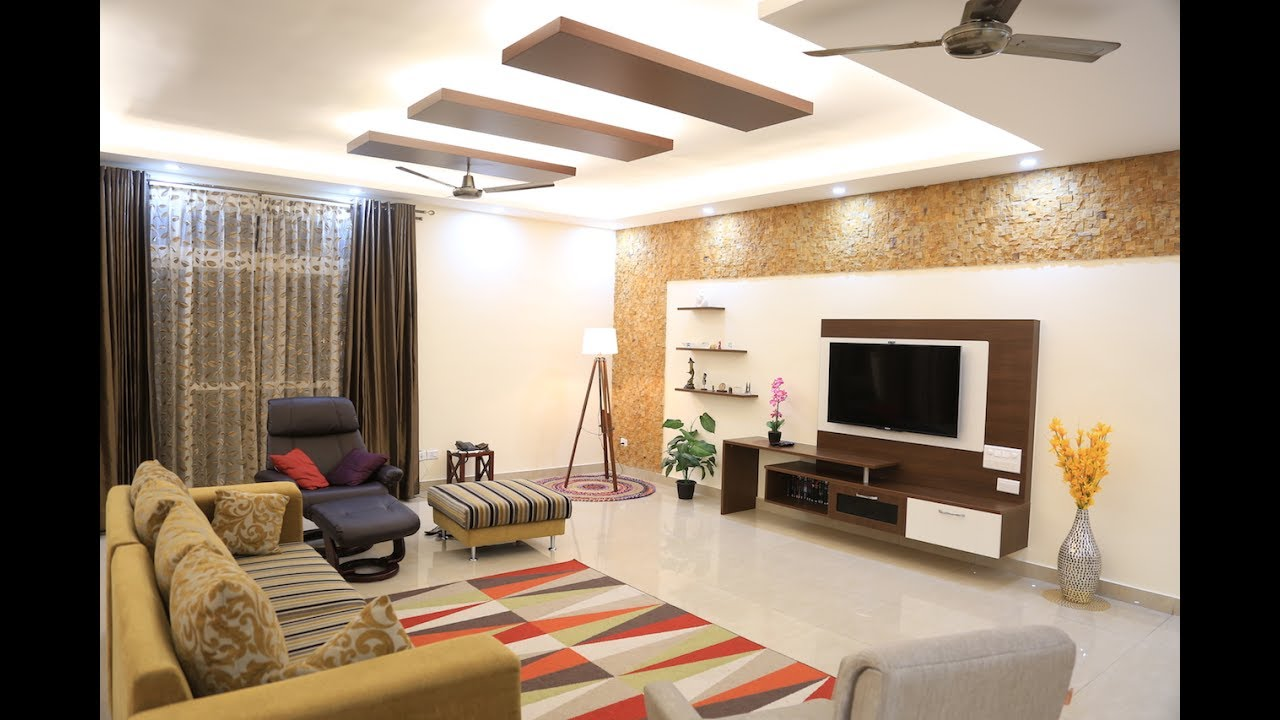 Mayank Agarwal & Smita Singh's 4 BHK Flat @ Prestige Shantiniketan - YouTube