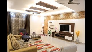 Mayank Agarwal & Smita Singh's 4 Bhk Flat  @ Prestige Shantiniketan
