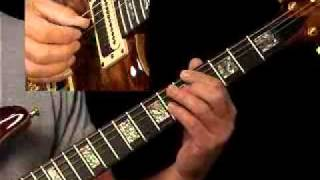 Blues Guitar Lessons - #5 Dominant Blues - Bluesology