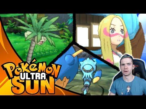 WAIT, WHAT?! Pokemon Ultra Sun Let's Play Walkthrough Episode 36