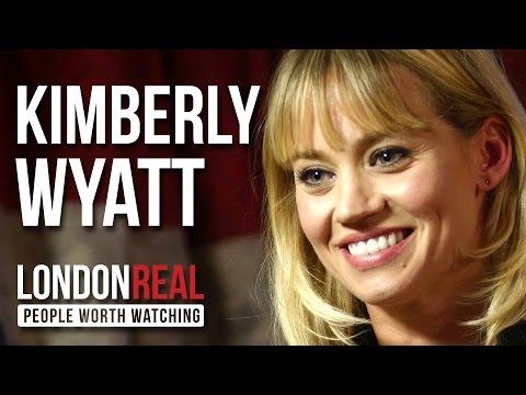 Kimberly Wyatt - Pussycat Dolls - PART 1/2 | London Real