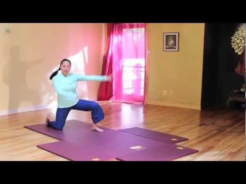 Lotus Palm ~ Shadow Dance Level 1 with Sukha Wong