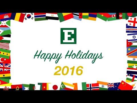 Eastern Michigan University 2016 Holiday Video