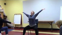 """Senior Wellness Series 2017. """"Stretches and Safety"""""""