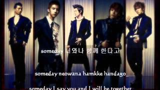 Mblaq Ft. C-Luv If you come into my heart [Han/Rom/Eng]