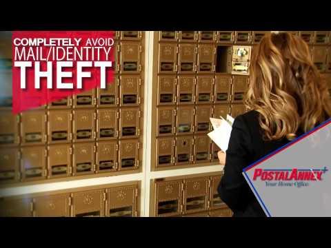 Postal Annex Private Mailbox Service