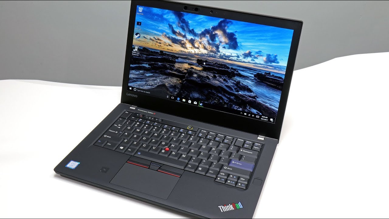 lenovo thinkpad 25 anniversary edition hands on commemorating the
