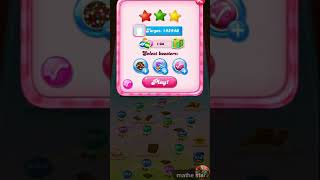 Candy crush saga level 665 complete