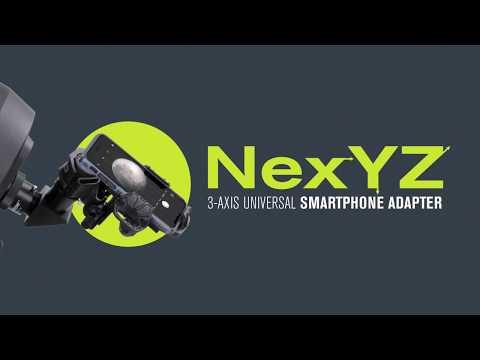 NexYZ 3-Axis Universal Smartphone Adapter Product Tour