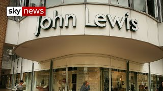 John Lewis Jobs At Risk With Closure Of Stores Planned