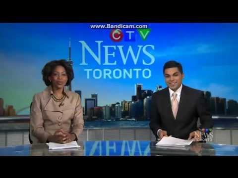 CFTO: CTV News Toronto At 6pm Weekend Close--03/23/14 ...