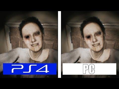 PT (Silent Hills) | PS4 vs PC (UE4 Fan Made) | Graphics Comparison