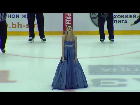 Живой звук: гимн Российской Федерации исполнила оперная певица