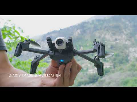 Parrot ANAFI – The Breathtaking imaging system